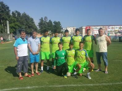 Yamanspor 2. Kez Türkiye Şampiyonu Oldu
