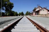 DEVLET DEMIR YOLLARı - 90 Yıllık Demiryolu Hattı Yenileniyor