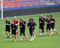 LUCESCU - A Milli Takım, Rusya Maçının Hazırlıklarını Tamamladı