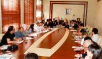 İSMAIL GÜNEŞ - Adana'daki Mültecilerin Sosyal Uyumu Geliştirilecek