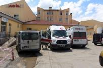 Ağrı'da Minibüs Devrildi Açıklaması 37 Kaçak Göçmen Yaralı