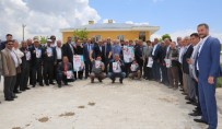 ARAÇ KONVOYU - AK Parti Adayı Kartal'a Kurbanlı Karşılama