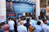 İSMAIL BILEN - AK Parti'li Baybatur Seçim Bürosunu Açtı