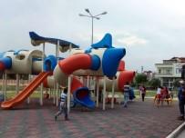 MUHITTIN PAMUK - Akdeniz Belediyesi'nden 'Her Mahalleye Çocuk Parkı' Projesi
