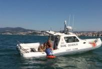 Alabora Olan Teknede Can Pazarı