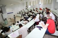 ALAADDIN KEYKUBAT - ALKÜ'de YÖS Sınavı Yapıldı