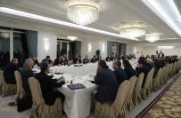 VAHDETTIN - Başbakan Binali Yıldırım, Medya Temsilcileriyle İftarda Bir Araya Geldi