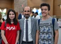 Başkan Edebali 'İdeal Gençlik Hareketi' Üyeleri İle Bir Araya Geldi