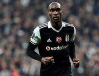 FİKRET ORMAN - Beşiktaş'ın kaptanı Atiba Hutchinson imzayı attı!.