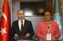 TEKNOLOJİ TRANSFERİ - Bilim, Sanayi Ve Teknoloji Bakanı Faruk Özlü Açıklaması