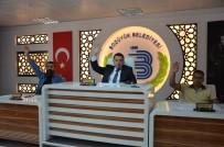BELEDİYE MECLİS ÜYESİ - Bozüyük Belediye Meclisi Haziran Ayı Toplantısı Yapıldı