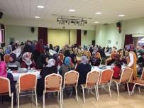 İLHAMI AKTAŞ - Çat Belediyesi Tarafından İftar Yemeği Düzenlendi