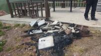 Çıldır'da Kamelyalar İkinci Kez Ateşe Verildi