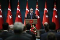 EMEKLİ MAAŞI - Cumhurbaşkanı Erdoğan'dan Emeklilere Bir Müjde Daha