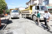 YOL YAPIMI - Darıca'da Asfalt Seferberliği