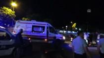 HAYDARPAŞA - Denize Düşen Kişi, Deniz Polisi Tarafından Kurtarıldı