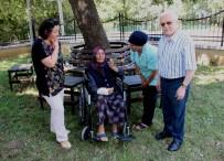 YAŞLI KADIN - 'Dilenmediği' İddiasıyla Darp Edilen Yaşlı Kadına Devlet Sahip Çıktı