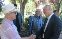 BENNUR KARABURUN - Efkan Ala Seçim Faaliyetlerini Sürdürüyor