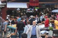 KAPALI ÇARŞI - Elazığ Kapalıçarşı'da Ramazan Bereketi