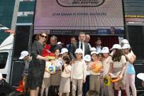 İLK ÖĞRETİM OKULU - Esenyurtlu  Küçük Atık Pil Avcılarına Ödül