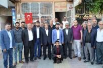ESNAF ODASı BAŞKANı - Fendoğlu Ziyaretlerine Devam Ediyor