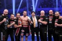 SAĞLIKÇI - Fırsat Arslan'ın Ekibi Şampiyonluğa Kitlendi