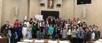 AHMET TURAN - Gençler Sordu, Başkan Yardımcısı Cevapladı