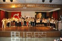DANS GÖSTERİSİ - GKV'liler 'Belıevers'İ Sahneledi