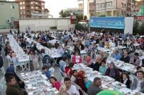 GEBZE BELEDİYESİ - Gönül Sofralarında Binler Birlikte İftar Yaptı