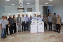 MEHMET ÖZMEN - GTB'den Ramazan Yardımı