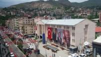 GAZİ MAHALLESİ - Hakkari'de Başbakan Hazırlıkları Tamamlandı