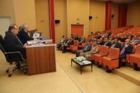 MAHMUT HERSANLıOĞLU - Hatay'da Seçim Güvenliği Toplantısı