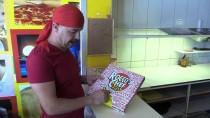 PATENT - Hijyen İçin 'Kilitli Pizza Kutusu'