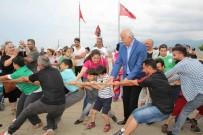 ANİMASYON - İskenderun'da Çocuklar 'Oyun Karavanı' İle Buluştu