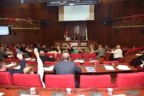 ALIKAHYA - İzmit Meclisinde Önce Toplantı Ardından İftar