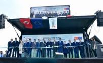 CELALETTIN GÜVENÇ - Kahramanmaraş'ta Atıksu Arıtma Tesisi Açıldı