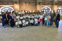 KARİKATÜRİST - Karikatür Atölyeleri Sergisi Ve Katılım Belgesi Takdim Töreni