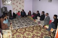 ZILAN - Kaymakam Dundar, Minik Kardeşlere Misafir Oldu