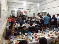KEÇİÖREN BELEDİYESİ - Keçiören Belediyesi'nden Azez'de Kardeşlik İftarı