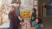 Kırıkkale'de 'Atık Kağıtları Getir, Hediyeni Götür' Kampanyası