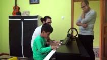 PIYANIST - 'Kusursuz Kulak'ın Piyano Hayali Gerçek Oldu