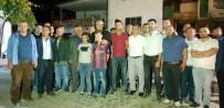 GÖKHAN KARAÇOBAN - Manisalılar Karaçoban'ı Bağrına Bastı