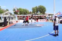 RED BULL - Mersin'de 'Sokak Basketbolu' Heyecanı