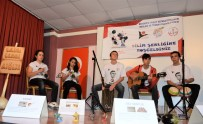 HÜSNÜ ŞENLENDİRİCİ - Meyve Ve Sebze Orkestrasına Türkiye Derecesi