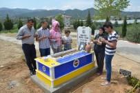 AVRUPA KUPASI - Mezarı Da Sarı Lacivert