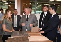 İSMAIL ÖZDEMIR - MHP Kayseri Milletvekili Adayları İsmail Özdemir Ve Baki Ersoy'dan Kayseri OSB Ziyareti