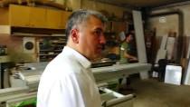 Milletvekili Adayı Canbey, Sanayi Esnafını Ziyaret Etti