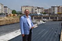 Mustafakemalpaşa'ya Modern Pazar Yeri