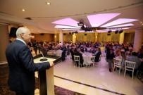 FEDERASYON BAŞKANI - Nevşehirliler İftar Programında Buluştu