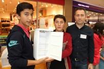 BUZDOLABı - Öğrencilerden 'akıllı buzdolabı' projesi